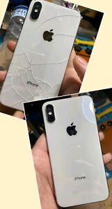 iPhone Screen and Back Glass Repair