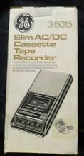 Vintage Slim AC/DC Cassette Tape Recorder in original box Carindale Brisbane South East Preview