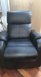 Single Lift up recliner electric chair Armchair
