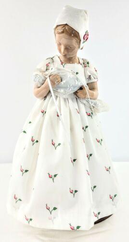 "Vintage Bing Grondahl B&G Doll Of The Year, ""Mary"", Porcelain, EUC"