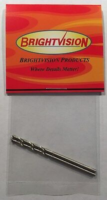 Brightvision Rivet Removal Drill Bit Set For Customs 2-56 Size - Small Bits Only