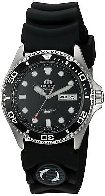 Orient Men's 'Ray II' Japanese Automatic Stainless Steel Diving Watch FAA02007B9