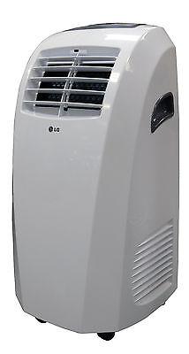 LG 10000 BTU Portable Air Conditioner w24Hour OnOff Timer LP1013WNR