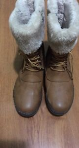 Kozi Canada Fur Winter Boots LOW PRICE