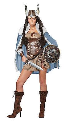 Viking Vixen Adult Women Costume](Female Viking Costume)