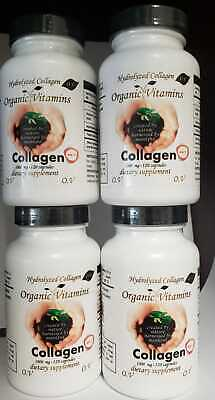 SUPER 1000 COLLAGEN  HYDROLYZED C minimize wrinkles Supports lean muscle 400CAP 2