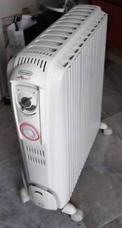 2 HEATERS FOR LESS THAN THE PRICE OF ONE! DELONGHI DRAGON+HELLER