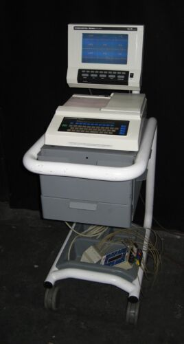 MORTARA ELI XR INTERPRETATIVE EKG MACHINE - FULLY RECONDITIONED
