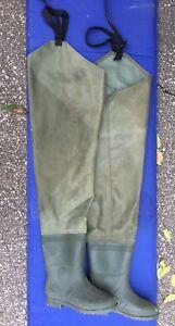 Hip waders - men's Size 9