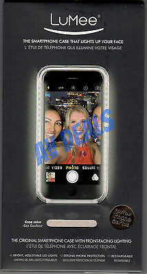 LuMee lighted iPhone 6 Plus, or 6s Plus Illuminated Cell Phone Case -