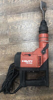 Hilti Rotary Hammer Drill Sds Max One Drill Bit Model Number Te 55