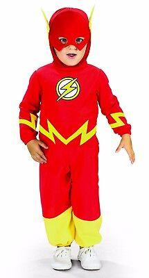 Baby Flash Halloween Superhero Costume Dress - Baby Flash Kostüm