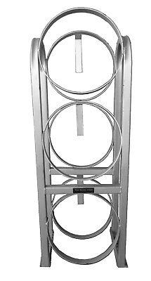 Heavy Duty Refrigerant Cylinder Tank Rack 3-30 Lb Usa 004796