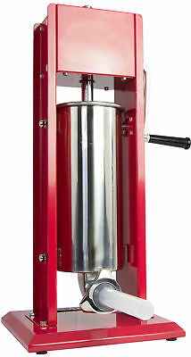 Vivo Sausage Stuffer Vertical Dual Gear Stainless Steel 5l11lb 11 Pounds Meat