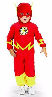 Rubies Flash DC Comics Superhero Infant Kids Child Halloween Costume 885210 - Cheap Infant Toddler Halloween Costumes