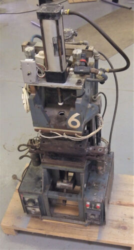 Benchtop/Tabletop Compression Molding Machine