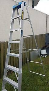 GORILLA 2.4m 120kg INDUSTRIAL ALUMINIUM SINGLE SIDED LADDER Mill Park Whittlesea Area Preview