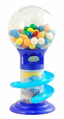 Gumball Machine - Coin Operated Spiral Fun Gumball Machine