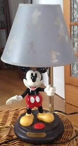 Lampe mickey mouse
