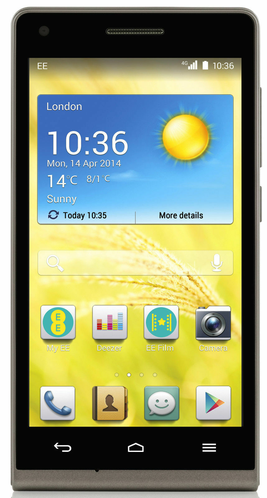 Core android 4 1 mobile phone smartphone unlocked touch white ebay - Ee Kestrel