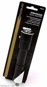 Origin8 Stem MTB / Hybrid Bicycle Quill Adapter 22.2/28.6 (1