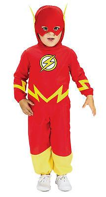 Flash Baby Child Jumpsuit And Headpiece Costume Toddler - Baby Flash Kostüm
