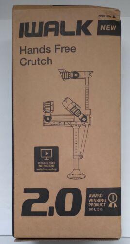 iWALK2.0 Hands Free Knee Crutch - Alternative for Crutches a