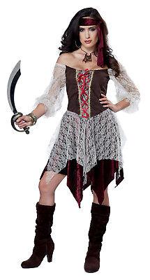South Seas Siren Pirate Women Adult - Sea Costume