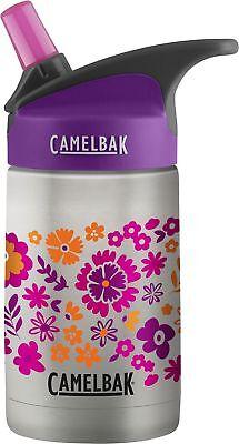 CamelBak Eddy Kids Vacuum Stainless Waterbottle, Retro Flora
