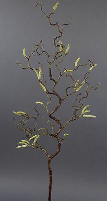 Korkenzieherhasel / Haselnusszweig 65cm DP künstlicher Zweig Korkenzieherzweig