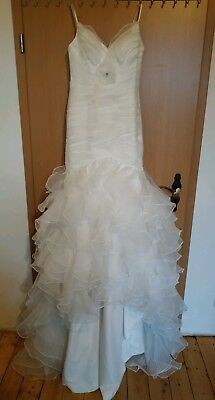 Brautkleid Meerjungfrau Gr. -
