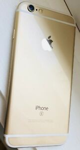 iPhone 6S 64 gb Or