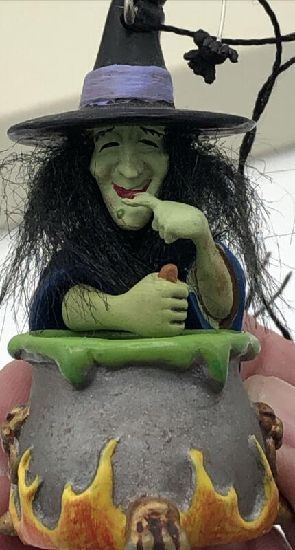 Hallmark -  Matilda, the Cook Halloween 2004 Ornament