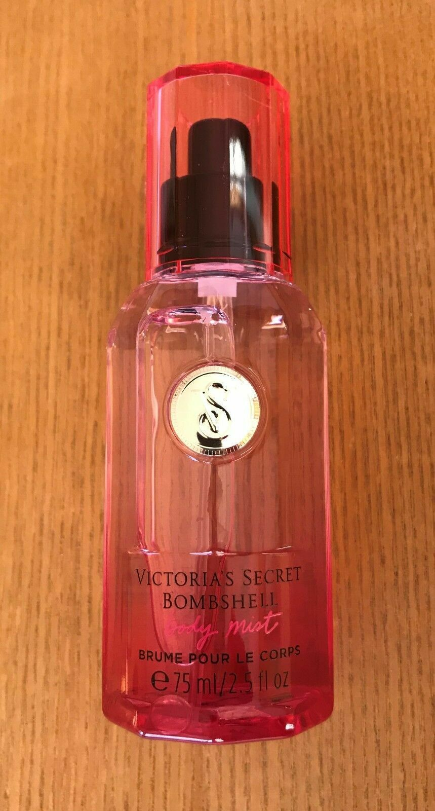 Victoria's Secret Bombshell Body Mist 2.5oz Travel Size