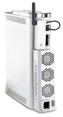 Nyko XBox 360 INTERCOOLER EX Cooling Fan WHITE console cooler external x-box ()
