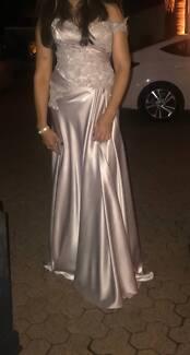 Original Designer Evening Dress by Croce Colosimo Conture Melb