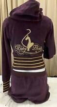 BABY PHAT purple & gold velour tracksuit Belmont Belmont Area Preview