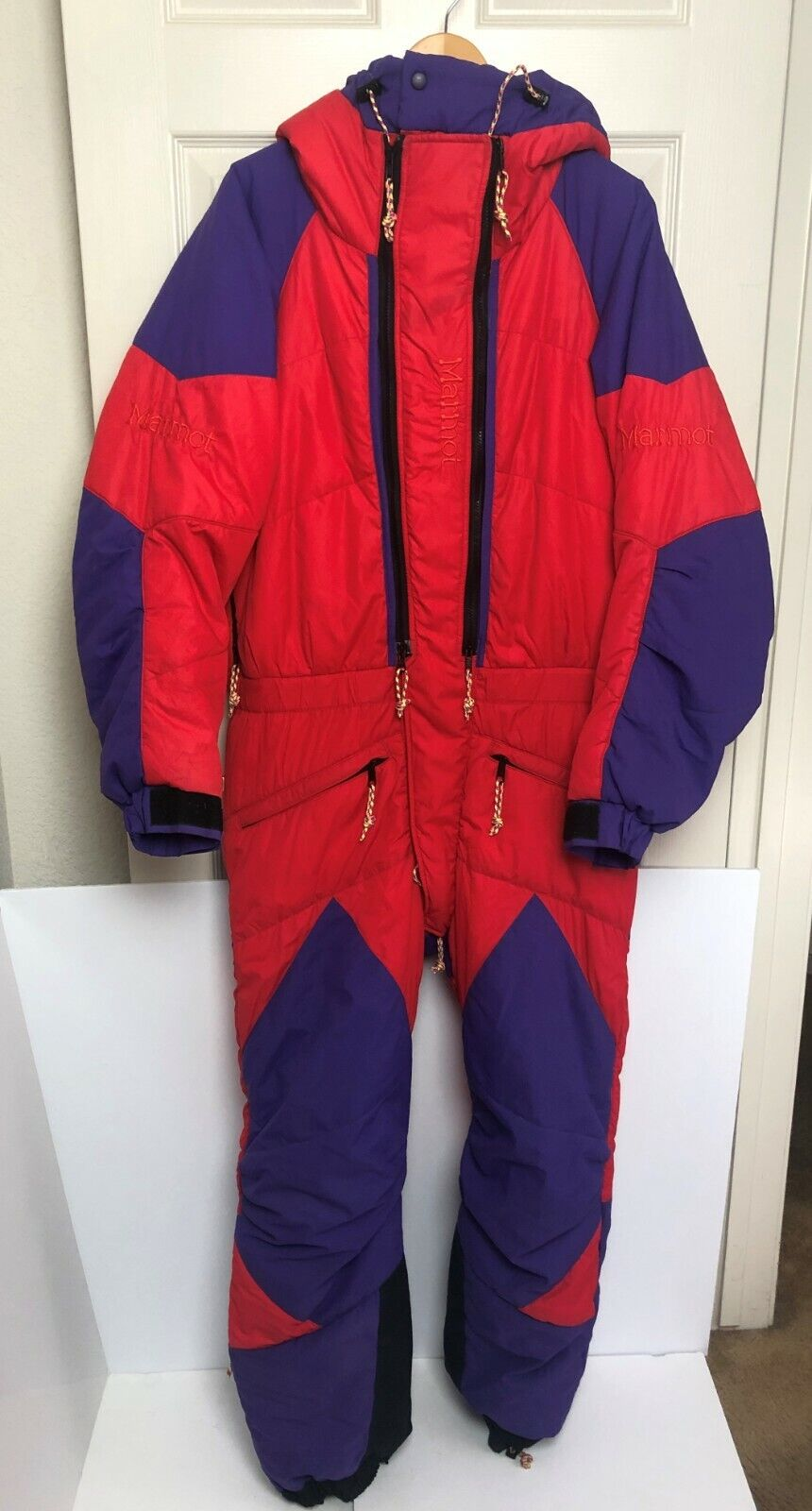 MARMOT Extreme Cold Weather SUIT Mountaineering 8000 meter S