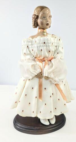 "Vintage ""TRINE' Doll Of The Year 1985 B&G Bing Grondahl, Porcelain, EUC"