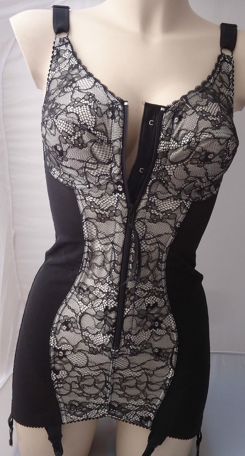 miss mary of sweden 0352 gr 75 110 b f 6x straps korselett mieder rei verschlu. Black Bedroom Furniture Sets. Home Design Ideas