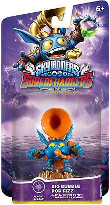 Skylanders SuperChargers: Drivers - Big Bubble Pop Fizz (New + Free Shipping) - Pop Fizz