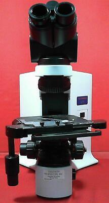Olympus Bx41tf Microscope