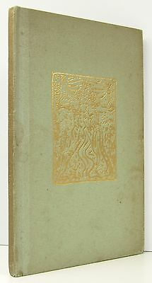 The Love Of Woman William Shakespeare LTD 1/1960 POETRY Golden Eagle Press 1946