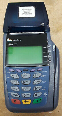 Used - Verifone Omni 3730 Credit Card Machine