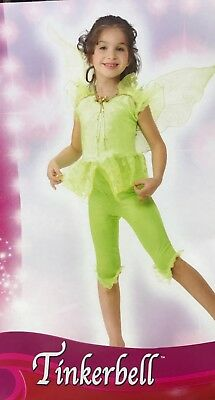 Tinkerbell Fairy Toddler Costume (E)](Toddler Tinkerbell Costumes)