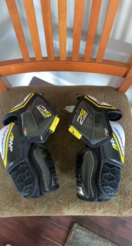 Bauer 2s Pro Elbow Pads Size Medium