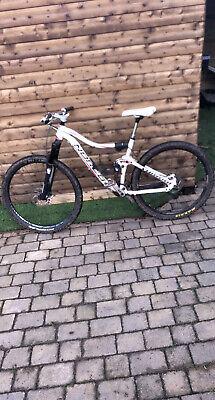 full suspension mountain bike large Norco Fluid