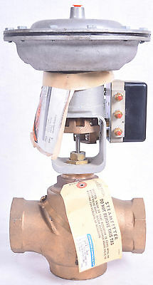 Johnson Controls Actuator And Valve V-5464-4
