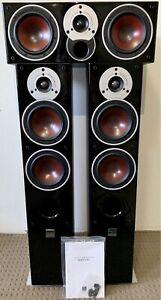 DALI ZENSOR-5, 3.1 speakers set in pristine condition.