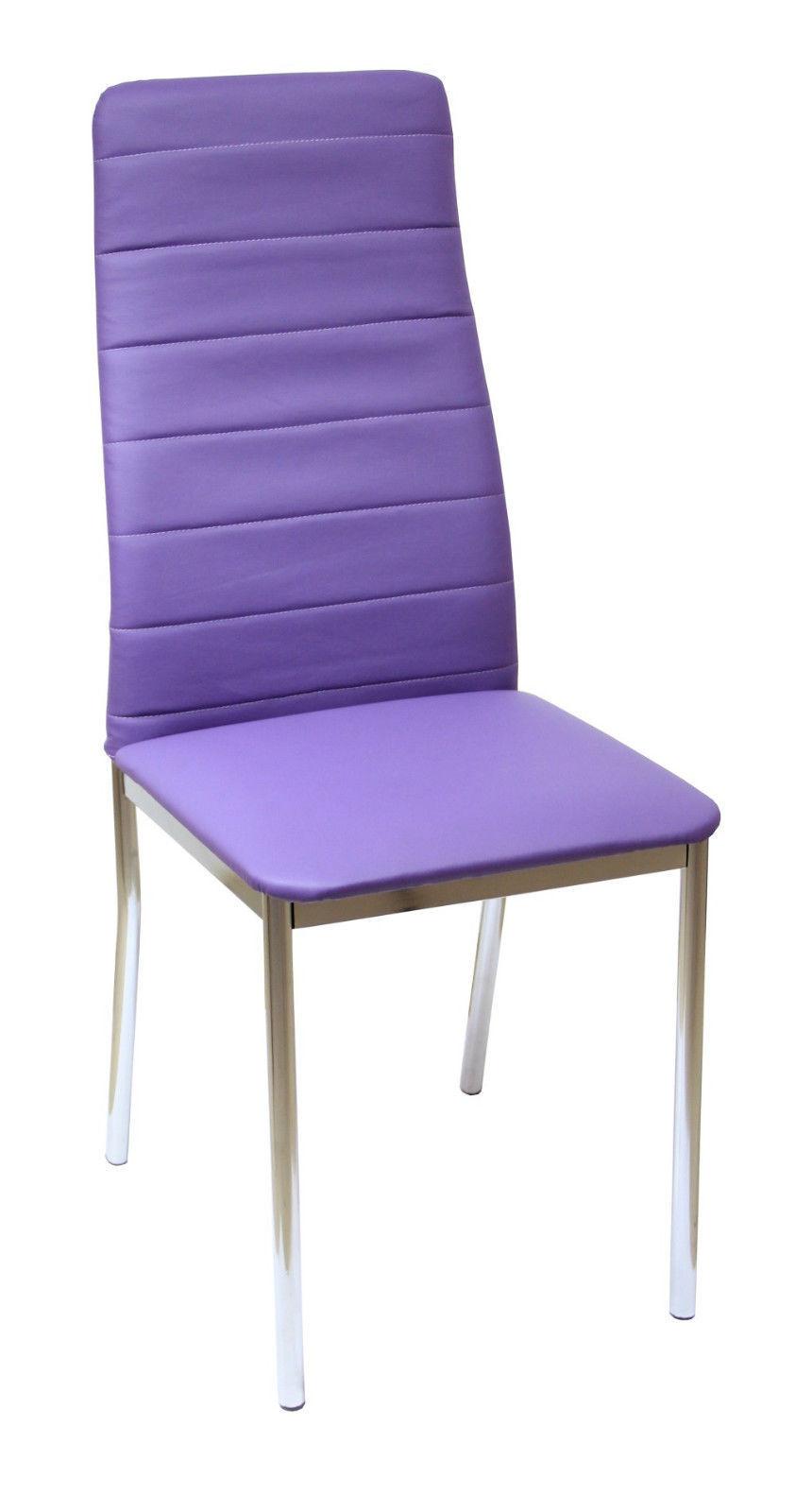 Stuhle In Lila Gunstig Kaufen Ebay